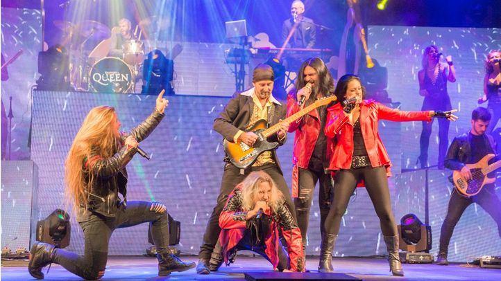 Rhapsody of Queen, en el Rialto