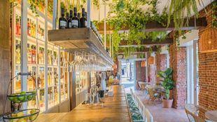 La Rollerie 'La Terrasse', el nuevo jardín provenzal del Retiro