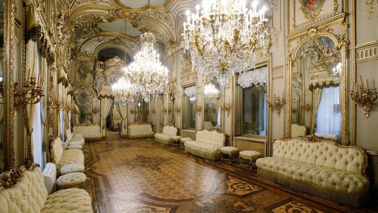 Así es el Palacio de Fernán Núñez   Madridiario