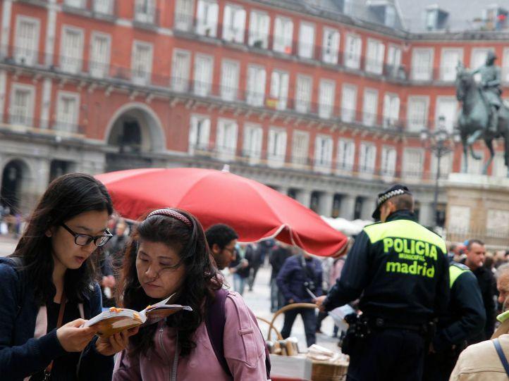 Madrid apuesta por los turistas chinos y japoneses