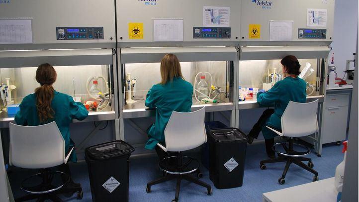 Laboratorio P2 de Biología Molecular.