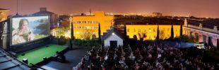 Noches de película al aire libre refrescan Madrid