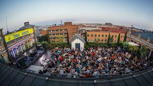 La Terraza Magnética, en la Casa Encendida, es uno de los cines de veranos que regresa un año más a las noches madrileñas.