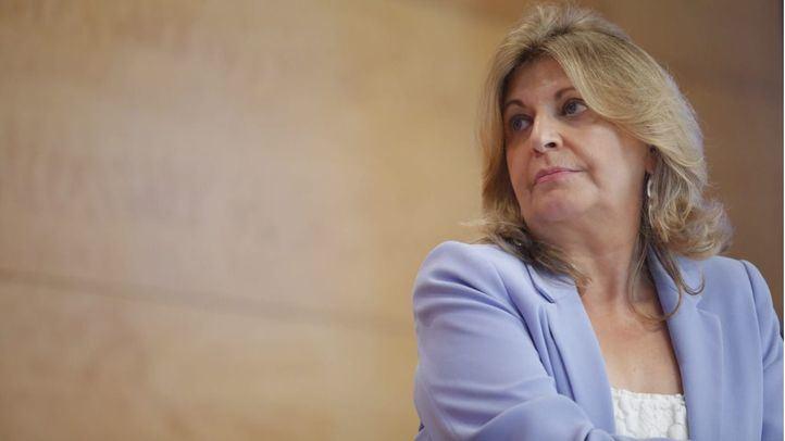 Engracia Hidalgo, delegada de Hacienda del Ayuntamiento.