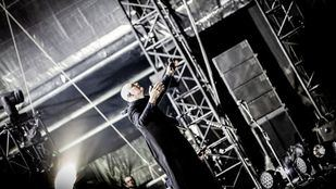 Billy Corgan, en el segundo día del Mad Cool 2019.