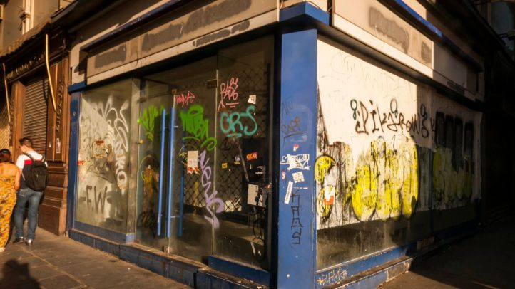 Cerco a los grafitis en Madrid: el Ayuntamiento endurecerá las sanciones
