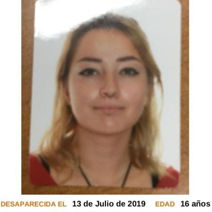 Desaparecida desde el sábado una joven de 16 años en Sevilla la Nueva