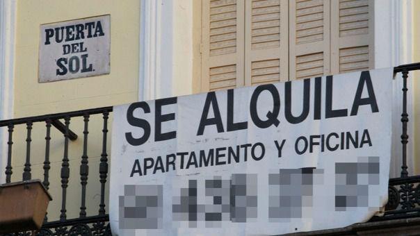 El Ayuntamiento reconoce que no podrá poner freno a los precios del alquiler en un corto plazo de tiempo.