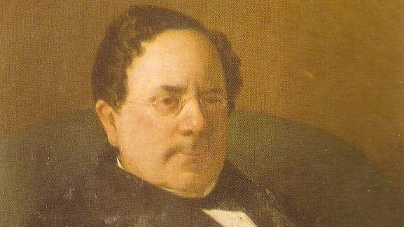 Ramón de Mesonero Romanos, representado por Casado del Alisal.