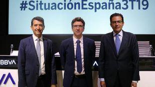 Presentación del informe 'Situación España' de BBVA Research.