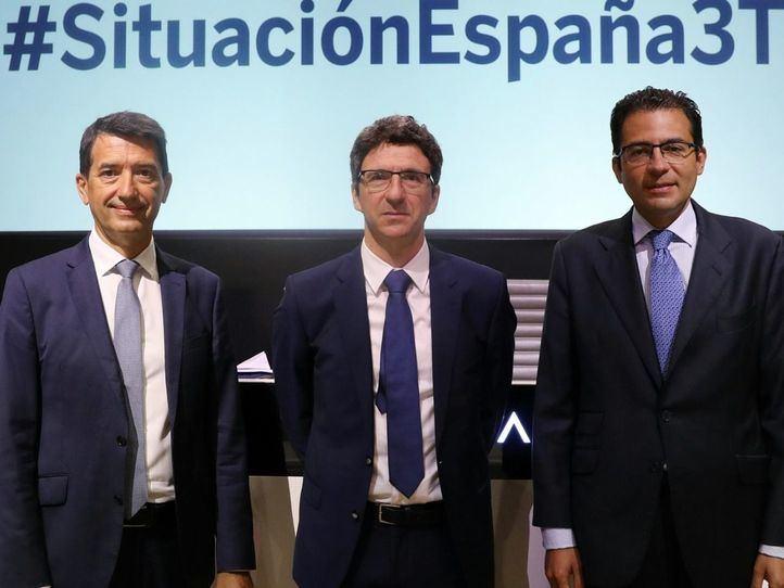 BBVA Research eleva las previsiones de crecimiento para España en 2019