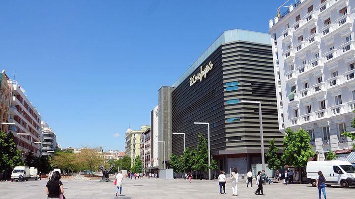 La plaza Salvador Dalí y la Avenida de Felipe II serán remodeladas por el nuevo Ayuntamiento de  Madrid.