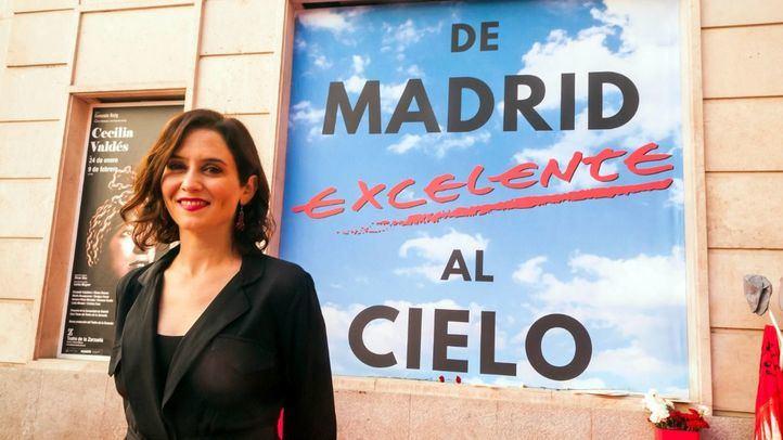 Isabel Díaz Ayuso en el X Congreso Internacional de Excelencia de la Comunidad de Madrid.