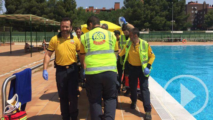 Manual para saber actuar ante un ahogamiento