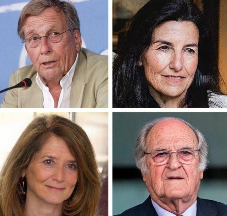 Así envejecen los políticos madrileños con FaceApp