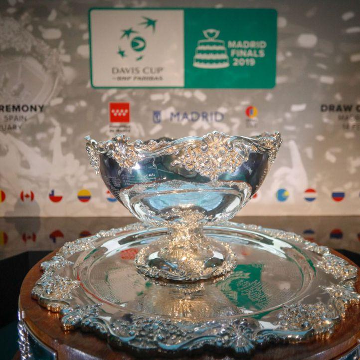 La Copa David se celebrará en noviembre en Madrid.
