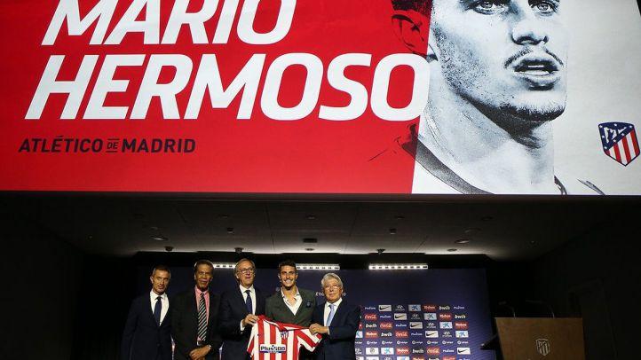 Otro ex madridista más para el Atleti: Hermoso, presentado junto a Trippier