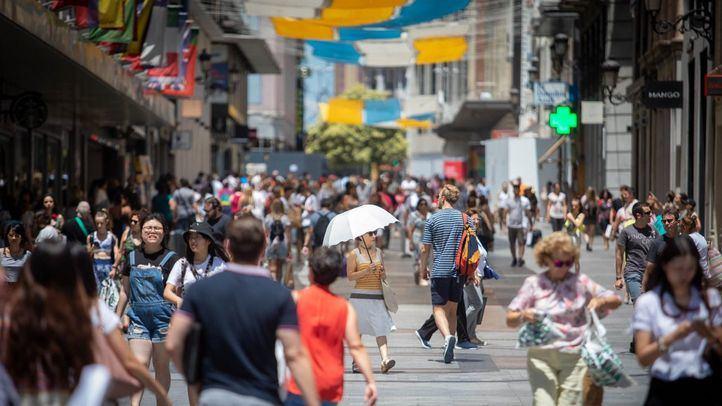 Activada la alerta de alto riesgo por calor en la Comunidad