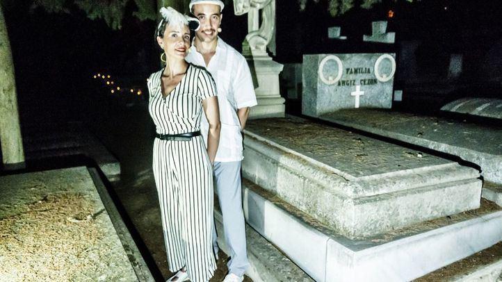 Visitas nocturnas guiadas al Cementerio Civil de la Almudena.