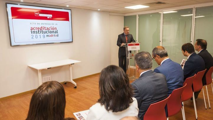 La Universidad Politécnica de Madrid reconocida por su calidad y excelencia por parte de la Fundación madri+d