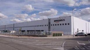 La sede de Amazon en San Fernando de Henares.