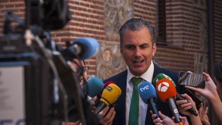 Ortega Smith cree que el pacto en Murcia allana el camino en Madrid.
