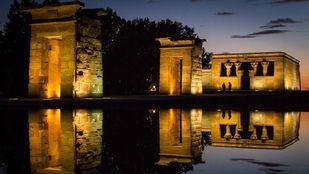 El Templo egipcio de Debod abrió sus puertas