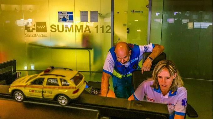 Muere un motorista en Getafe tras chocar contra otro vehículo
