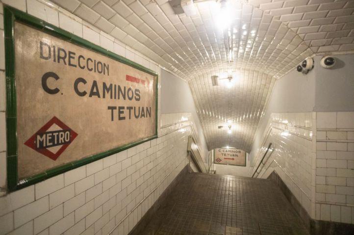 Más de 15.000 personas han conocido ya la historia del Metro de Madrid