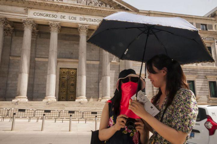 Alerta máxima: Madrid ronda los 40 grados este domingo