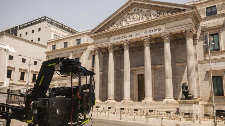 El Congreso de los Diputados acogerá este lunes la primera sesión del pleno de investidura de Pedro Sánchez.
