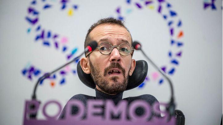 Podemos no apoyará (hoy) a Pedro Sánchez