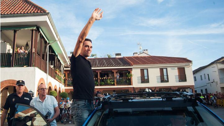 El pinteño Alberto Contador gana el Tour de Francia