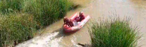 Rescatado el cadáver de un hombre ahogado en el río Henares