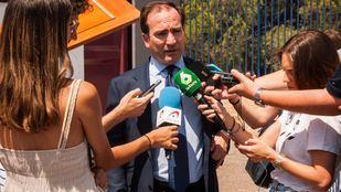 Borja Carabante, delegado de Medio Ambiente y Movilidad del Ayuntamiento de Madrid.