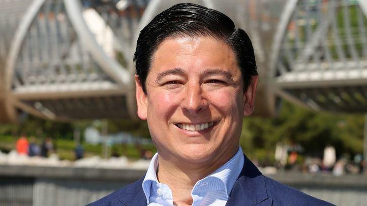 Borja Fanjul, hasta ahora concejal presidente de la Junta de Usera.