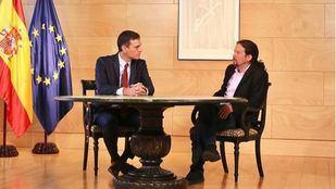 Iglesias lanza una contraoferta: la vicepresidencia y tres ministerios; Sánchez ve