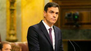 Unidas Podemos ha anunciado previamente al comienzo que finalmente se abstendrá
