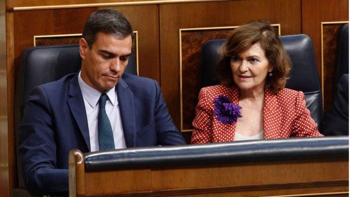 Podemos se abstiene e impide otra vez un gobierno de Pedro Sánchez