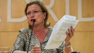 Paloma García Romero, delegada del Área de Gobierno de Obras y Equipamientos del Ayuntamiento de Madrid.