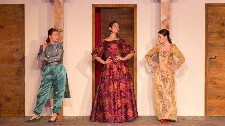 Hasta el 22 de septiembre, el Corral de comedias Cervantes se levantará en la Cuesta de Moyano.