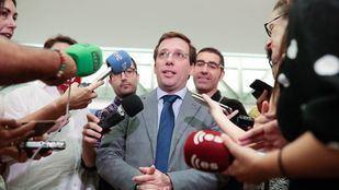 José Luis Martínez-Almeida alcalde de Madrid.