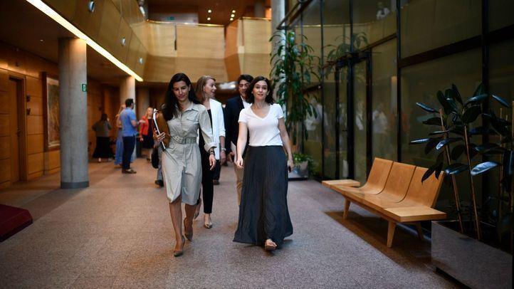 El acuerdo de las tres derechas en Murcia da alas al desbloqueo en Madrid