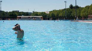 Piscina Parque deportivo Puerta de Hierro