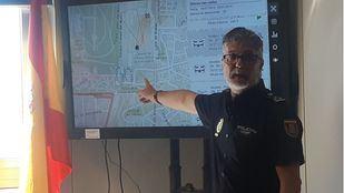 La Policía Nacional refuerza su seguridad mediante un sistema de inteligencia artificial que detecta la ubicación de drones.