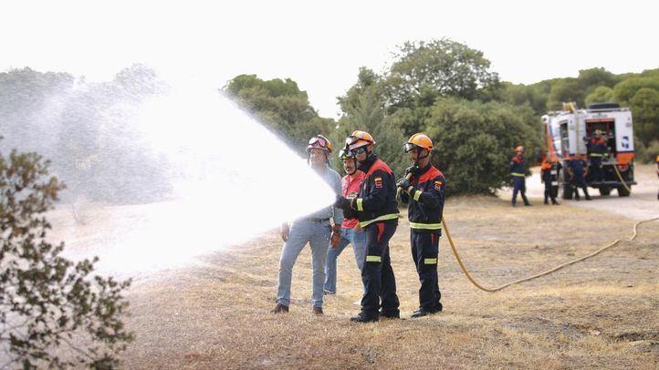 El Ayuntamiento dota con cinco nuevos vehículos a los voluntarios de Protección Civil de Las Rozas