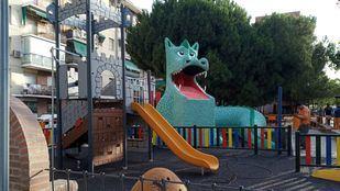 Remodelación del Dragón de La Elipa.