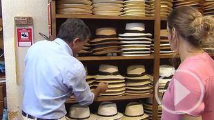 El sombrero 'Panamá', la sensación de cada verano