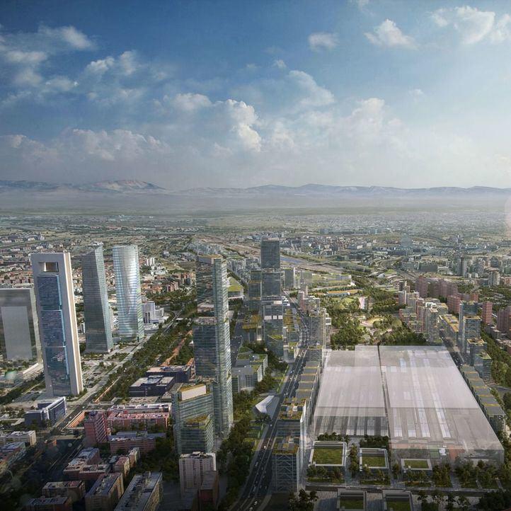 Madrid Nuevo Norte se encuentra a un paso de ser una realidad