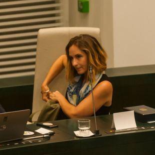 Carolina Pulido ocupa el escaño de Manuela Carmena